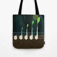 music seeds Tote Bag