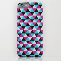 Space Triangles iPhone & iPod Case