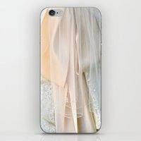 Lace & Bow iPhone & iPod Skin