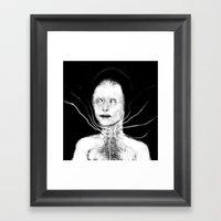 Empath Framed Art Print