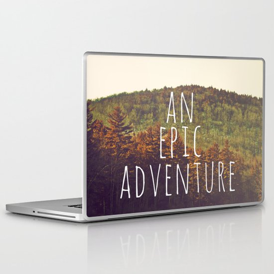 An Epic Adventure Laptop & iPad Skin