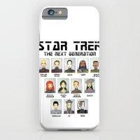 STAR TREK THE NEXT GENER… iPhone 6 Slim Case