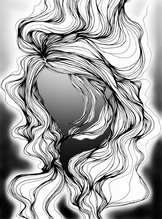 VOID Art Print
