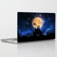 ARABIAN NIGHT Laptop & iPad Skin