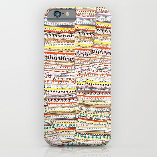 Cone pattern iPhone & iPod Case