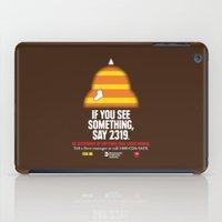 Twenty-three Nineteen! iPad Case