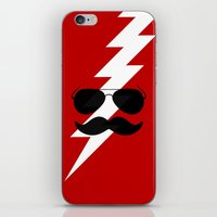 Boots Electric iPhone & iPod Skin