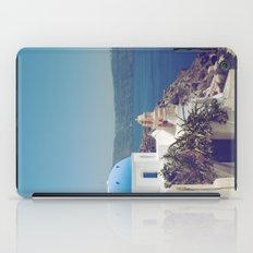 Santorini Door VI iPad Case
