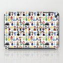 Kokeshis Fairy tales (new version) iPad Case
