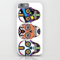 3 Skulls iPhone 6 Slim Case