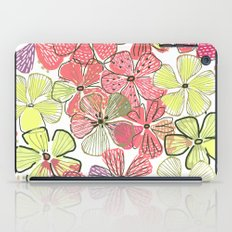 Pink Hibiscus iPad Case
