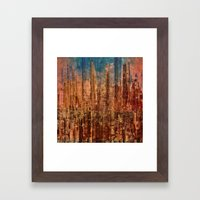 Urbania 66 Framed Art Print