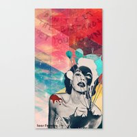 Don't Let The Bastards L… Canvas Print