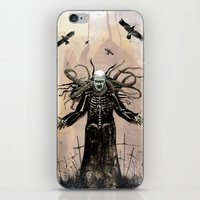The Father of Nothing iPhone & iPod Skin