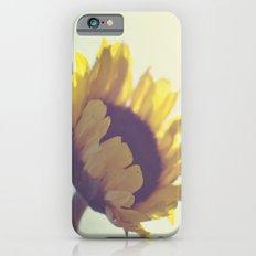 Sunny Sunflower iPhone 6 Slim Case