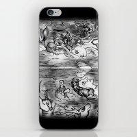 Power Animals iPhone & iPod Skin
