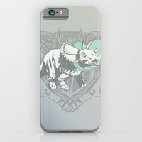 Fearless Creature: Frill iPhone 6 Slim Case
