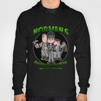 Norman's Paranormal Pest… Hoody