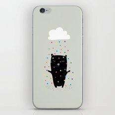 The Happy Rain iPhone & iPod Skin