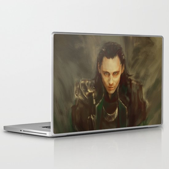 Descension Laptop & iPad Skin