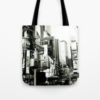 WHITEOUT : Life In The C… Tote Bag