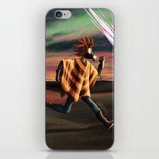 Air Raid in the Battlefield iPhone & iPod Skin