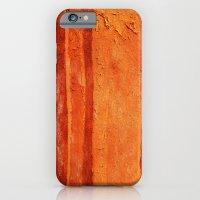 Brown Texture iPhone 6 Slim Case