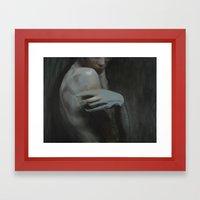 Barefoot II Framed Art Print