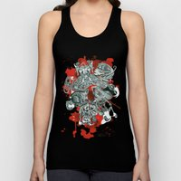 The Seven Deadly Sins Unisex Tank Top