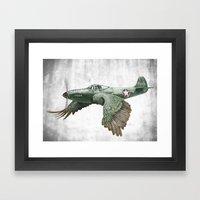 In Which It's A Bird. It… Framed Art Print