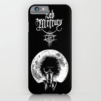 Zed Mercury: Psychopomp - Full Moon iPhone 6 Slim Case