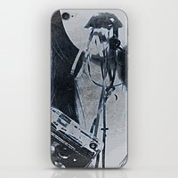 Music I Eat iPhone & iPod Skin