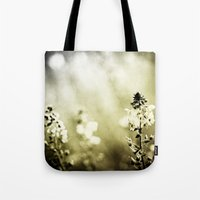 Blur Memories Tote Bag