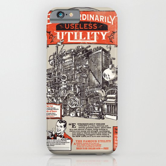 Extraordinarily Useless Utility iPhone & iPod Case