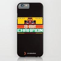 8-Bit Champion iPhone 6 Slim Case