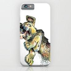 Atropellado Dog iPhone 6 Slim Case