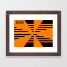Violation Framed Art Print