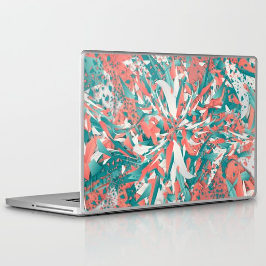 Pastel Explosion Laptop & iPad Skin