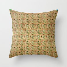 Mexican Pattern Throw Pillow