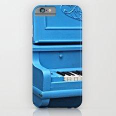 Piano Blues iPhone 6 Slim Case