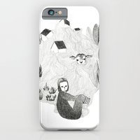 Tales from the sea iPhone 6 Slim Case
