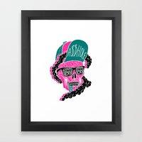 A$$HOLE Framed Art Print