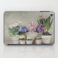 longing for springtime iPad Case