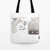 El Toro Que Quería Ser … Tote Bag
