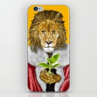 Love Nature iPhone & iPod Skin