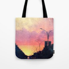 The End of Days. Tote Bag