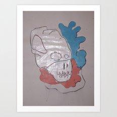 THE CANDY COAT Art Print
