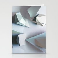 Origami #1 Stationery Cards