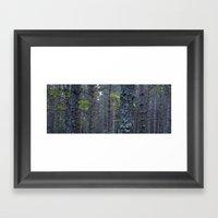 Trunks Framed Art Print