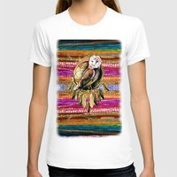 indian T-shirts featuring Indian Colors by Joke Vermeer